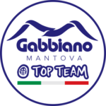 logo gabbiano top team volley mantova