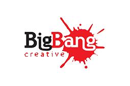 logo big bang creative