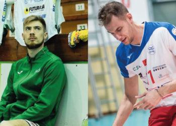Zanini e Cordani Gabbiano Top Team Volley Mantova
