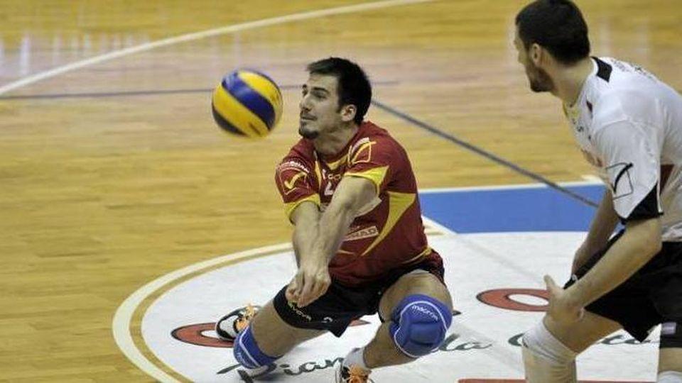 Luca Catellani Gabbiano Top Team Volley Mantova