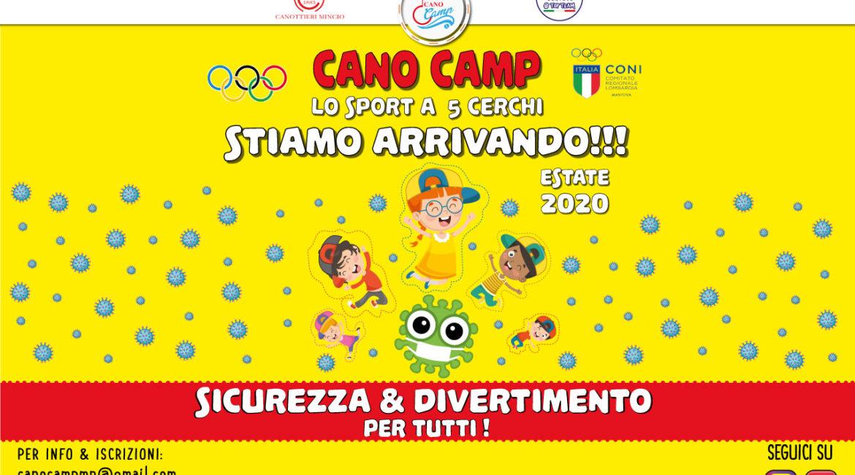 CanoCamp Gabbiano Top Team Volley Mantova Canottieri Mincio Coni
