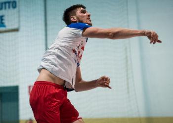 Manuel Bussolari Gabbiano Top Team Volley Mantova