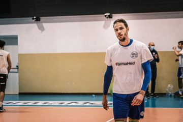 Gabbiano Top Team Volley Mantova Tommaso Cordani