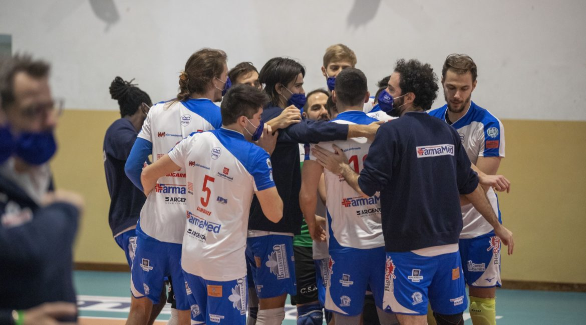 Gabbiano Top Team Volley Mantova Bolghera Cavaion Paolo Fattori Fipav