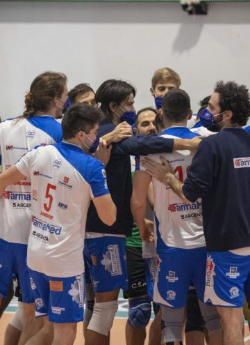 Gabbiano Top Team Volley Mantova Bolghera Cavaion Paolo Fattori Fipav