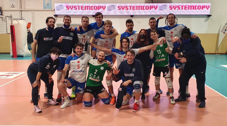 Gabbiano Top Team Volley Pallavolo Mantova Cavaion Veneto