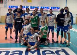 Gabbiano Top Team Volley Pallavolo Mantova ACV Miners Trento